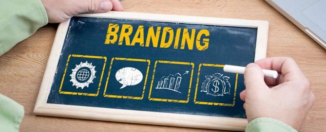 Branding Header