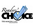 Readers Choice 2005 Logo