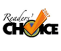 Readers Choice 2007 Logo
