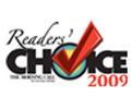Readers Choice 2009 Logo
