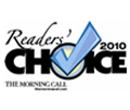 Readers Choice 2010 Logo