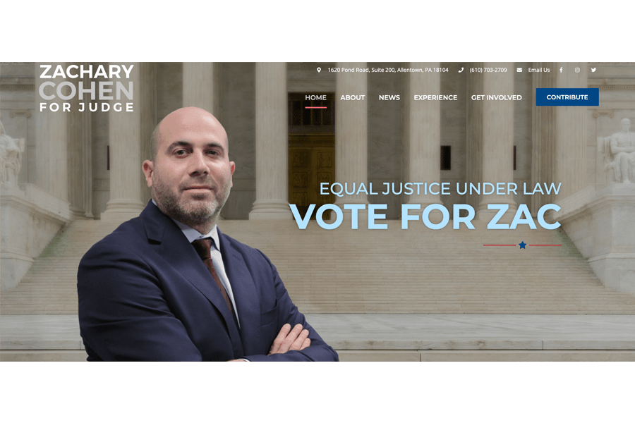 Vote Zac Cohen
