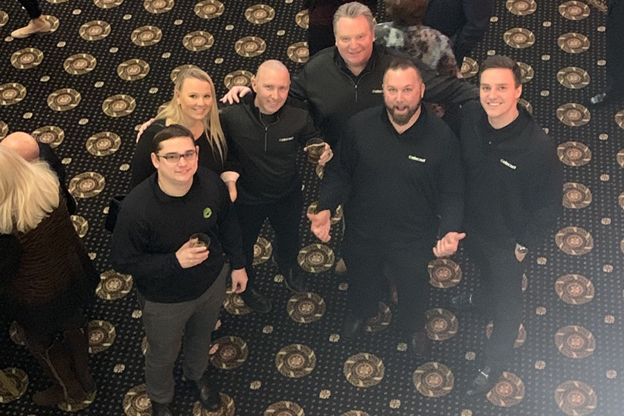 Sales Team at Hotel Bethlehem