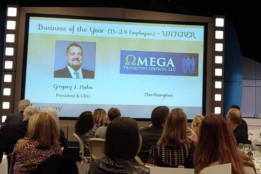 Omega Business of the year