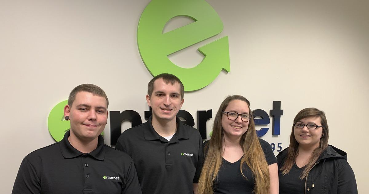 Enter.net Staff Promotions 1